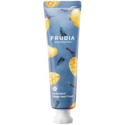 Питательный крем для рук c экстрактом манго Frudia My Orchard Mango Hand Cream, 30 мл.