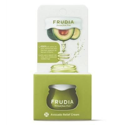 Крем для лица восстанавливающий FRUDIA Avocado Relief Cream, 10 г.