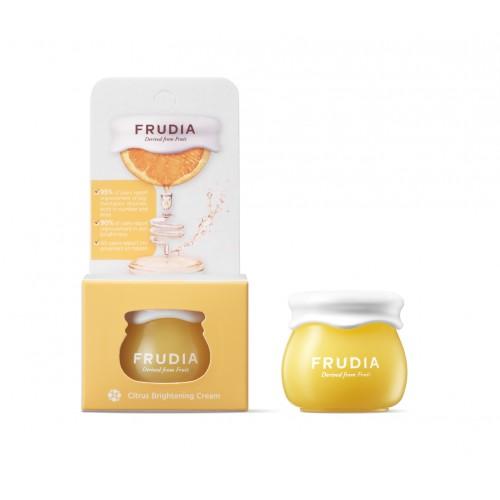 Крем для улучшения цвета лица FRUDIA Citrus Brightening Cream, 10 г.