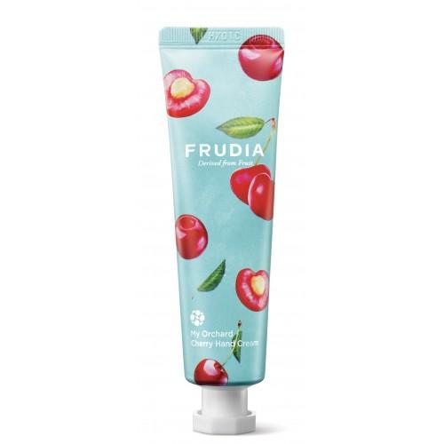Питательный крем для рук c экстрактом вишни Frudia My Orchard Cherry Hand Cream, 30 мл.