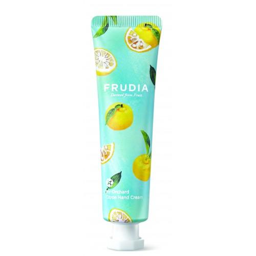 Питательный крем для рук с экстрактом лимона Frudia My Orchard Citron Hand Cream, 30 мл.