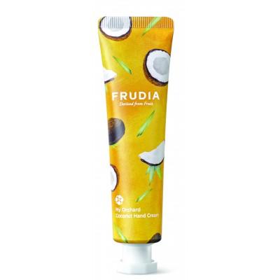 Питательный крем для рук с кокосом Frudia My Orchard Coconut Hand Cream, 30 мл.