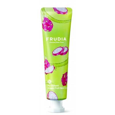 Питательный крем для рук с экстрактом плодов питайи Frudia My Orchard Dragon Fruit Hand Cream 30 мл.