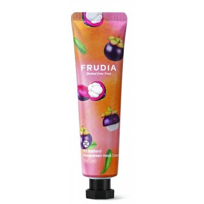 Питательный крем для рук с мангустином Frudia My Orchard Mangosteen Hand Cream 30 мл.