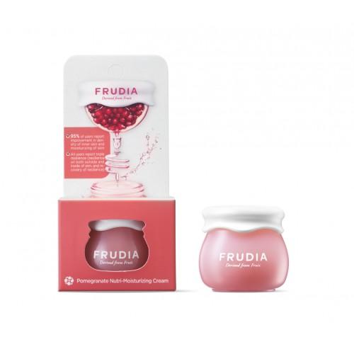Питательный крем с гранатом крем FRUDIA Pomegranate Nutri-Moisturizing Cream, 10 г.