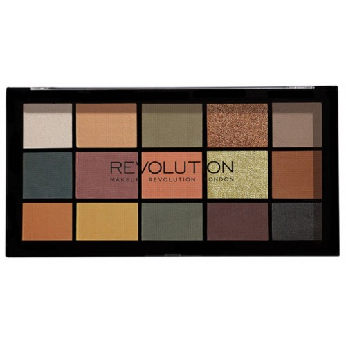 Палетка теней Makeup Revolution Re-Loaded Palette Iconic Division