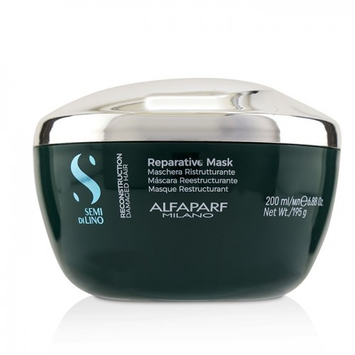 Маска для поврежденных волос Alfaparf Milano Semi Di Lino Reconstruction Reparative Mask