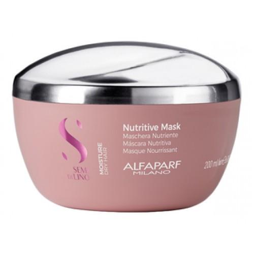 Маска для сухих волос Alfaparf Milano Semi Di Lino Moisture Nutritive Mask