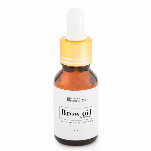 Масло для роста бровей и ресниц Brow oil by CC Brow
