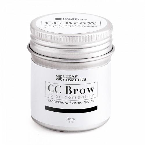Хна для бровей CC Brow в баночке 5 гр