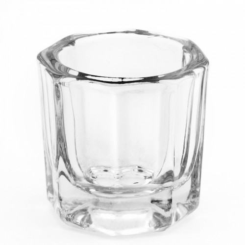 Стаканчик стеклянный для разведения хны (5мл)