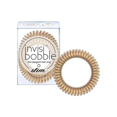 Резинка для волос invisibobble SLIM Bronze Me Pretty