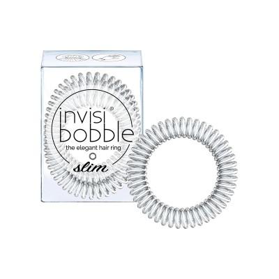 Резинка для волос invisibobble SLIM Chrome Sweet Chrome