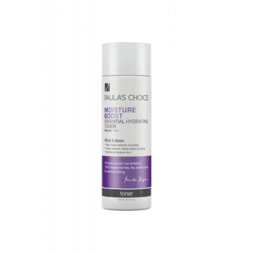 Тоник для нормальной и сухой кожи Paula's Choice Moisture Boost Essential Hydrating Toner