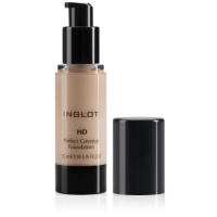 Тональная основа INGLOT HD PERFECT COVERUP FOUNDATION