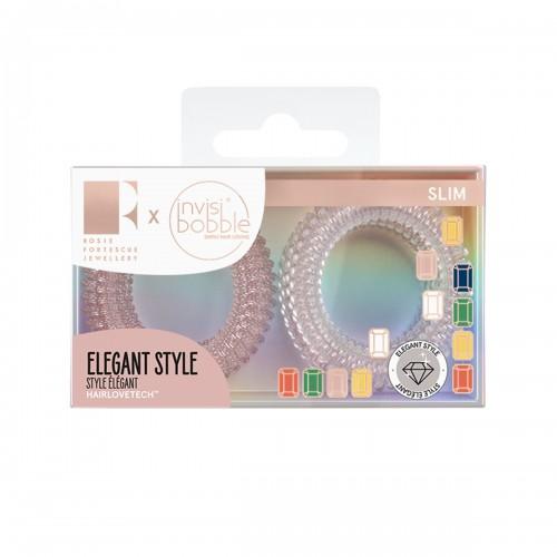 Резинка для волос invisibobble SLIM Pink Glasses