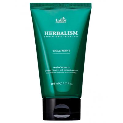 Маска для волос с аминокислотами Lador Herbalism Treatment, 150 мл.