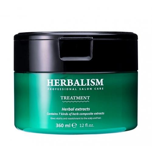 Маска для волос с аминокислотами Lador Herbalism Treatment, 360 мл.