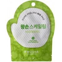 Отшелушивающий диск с экстрактом винограда Frudia Green Grape Pore Peeling Pad