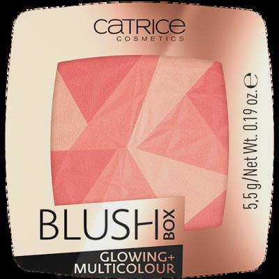 Румяна CATRICE Blush Box Glowing + Multicolour, 010 Dolce Vita
