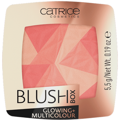 Румяна CATRICE Blush Box Glowing + Multicolour, 010 Dolce Vita