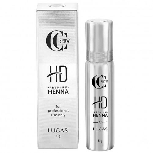 Хна для бровей CC Brow Premium henna HD 5 г.