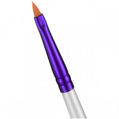 Маленькая плоская кисть для подводки и карандаша Manly PRO, К107