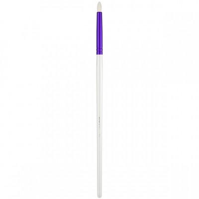 Маленькая круглая кисть-карандаш для теней и растушевки карандаша Manly PRO, К53