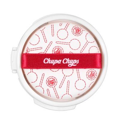Сменный блок для тональной основы-кушона Chupa Chups Candy Glow Cushion Strawberry SPF50+ pa+++