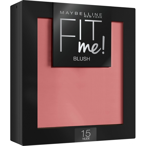 Румяна Maybelline Fit me