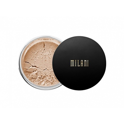 Полупрозрачная рассыпчатая пудра MILANI MAKE IT LAST SETTING POWDER, 01 TRANSLUCENT LIGHT TO MEDIUM