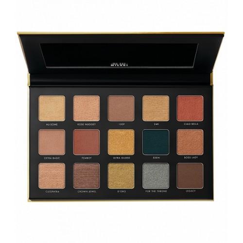 Палетка теней Milani Gilded Gold Eyeshadow Palette