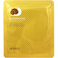 Маска для лица гидрогелевая Petitfee Gold&Snail Hydrogel Mask Pack