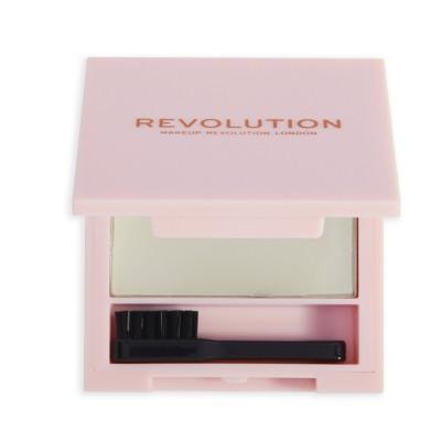 Мыло для бровей ухаживающее Revolution Makeup Brow Soap + Care Rehab
