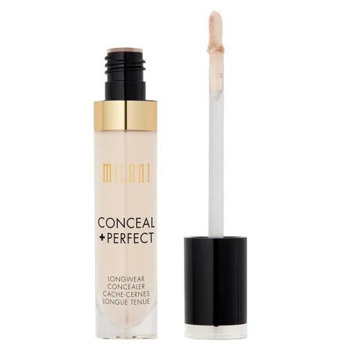 Стойкий кремовый консилер MILANI Conceal + perfect longwear concealer