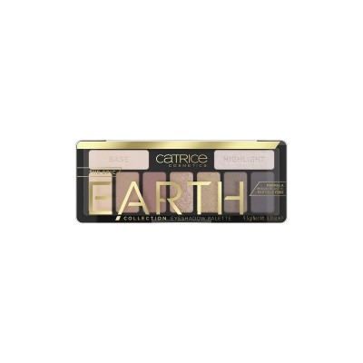Палетка теней CATRICE The Epic Earth Collection Eyeshadow Palette, 010 Inspired By Nature