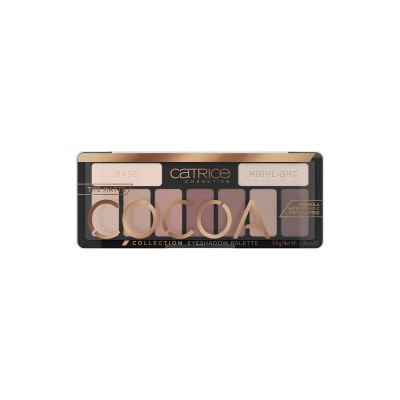 Палетка теней CATRICE The Matte Cocoa Collection Eyeshadow Palette, 010 Chocolate Lover