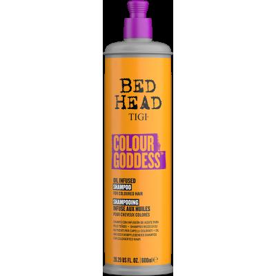 Шампунь для окрашенных волос TIGI Colour Goddess 600 мл.