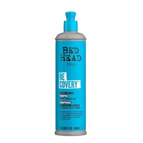 Увлажняющий шампунь для сухих и поврежденных волос Recovery TIGI Bed Head, 400 мл.