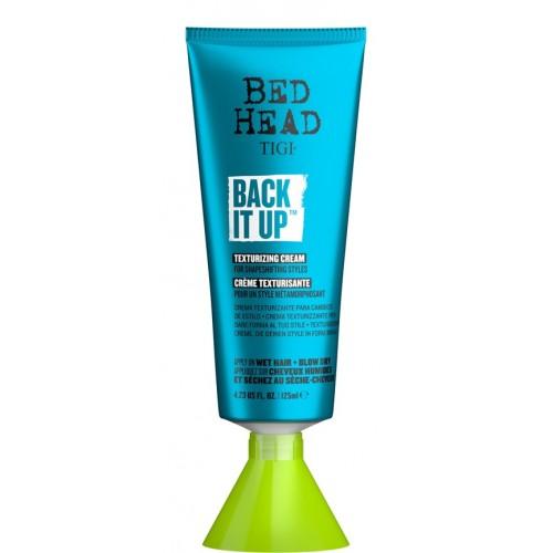 Текстурирующий крем для волос TIGI Bed Head Back It Up, 125 мл.