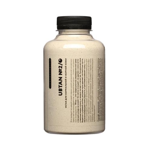 Убтан №2 Скраб для жирной и нормальной кожи Laboratorium