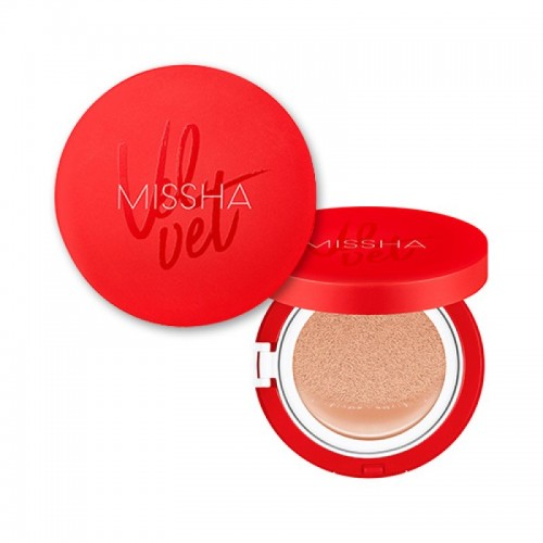 Тональный кушон Missha Velvet Finish Cushion SPF 50+