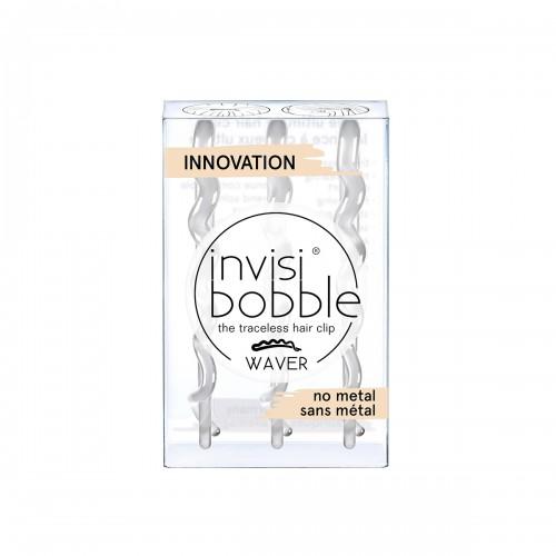Заколка для волос invisibobble WAVER Crystal Clear